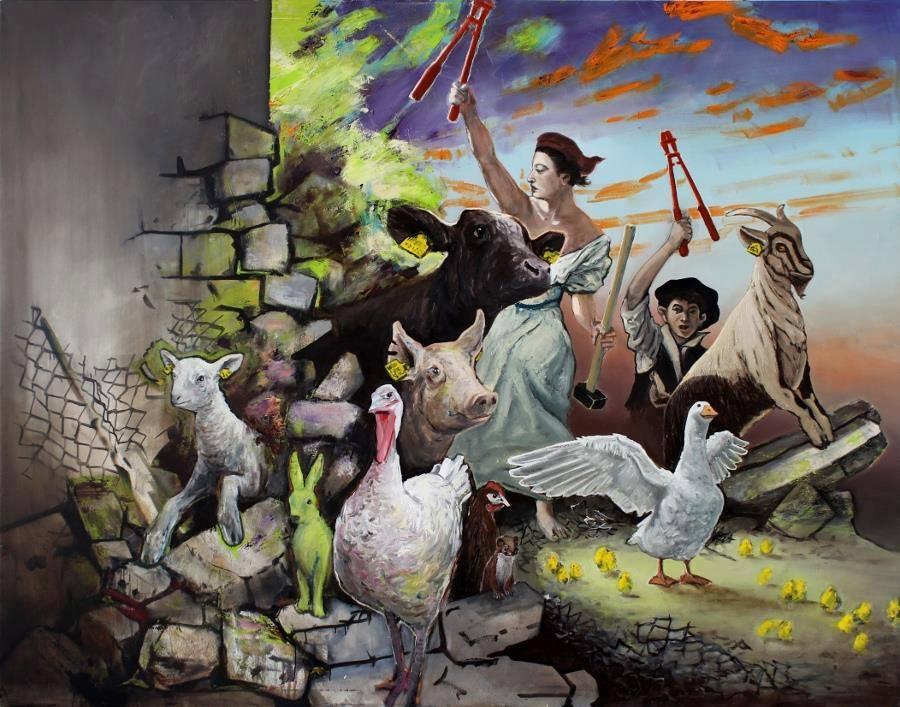 ¡Derechos Animales ya! - Revolución vegana por la libertad de los animales