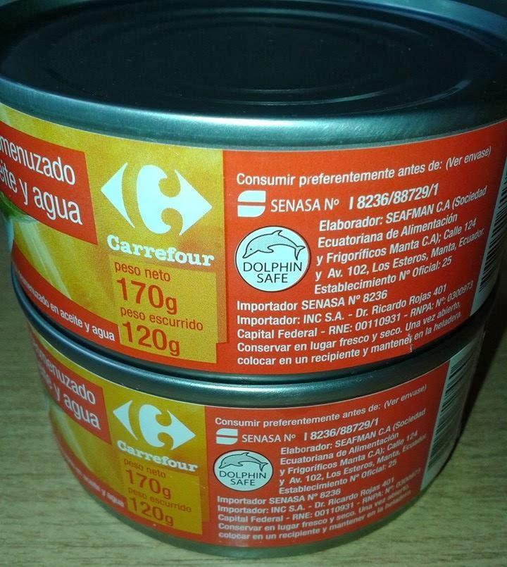 Sello «dolphin safe» en latas de atún - Especismo y xenofobia animalista
