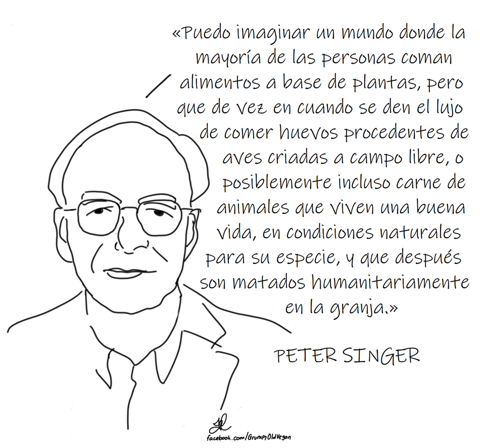 Las palabras de Peter Singer y su postura son aberrantes - Filósofo utilitarista