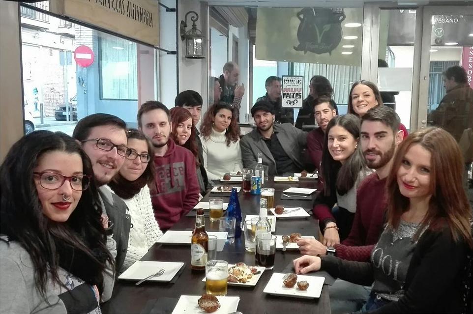 Grupos de amigos veganos - Testimonios para hacerse vegano