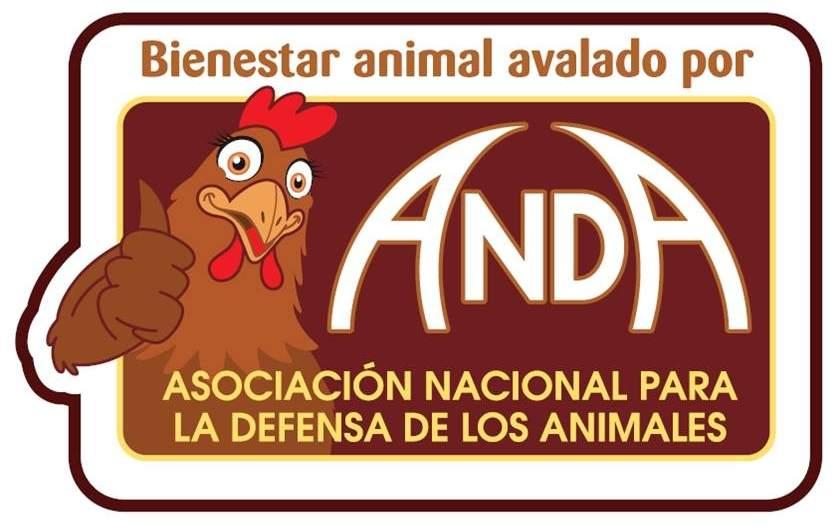 ¡Derechos Animales ya! - Sello de bienestar animal avalado por ANDA - Las organizaciones animalistas crean sus sellos publicitarios