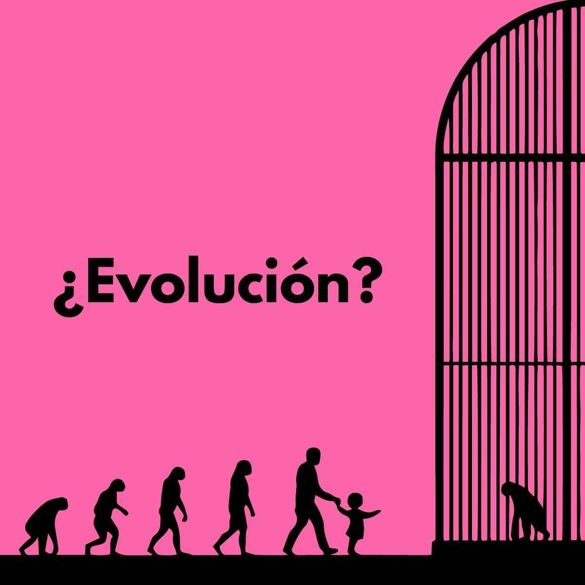 Evolución humana - Mundo vegano