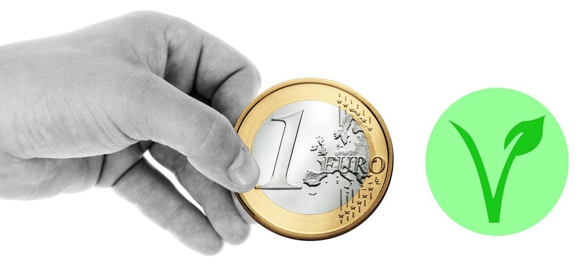 ¡Derechos Animales ya! - Ilustración donar un euro (1€) a Derechos Animales ya - Donación